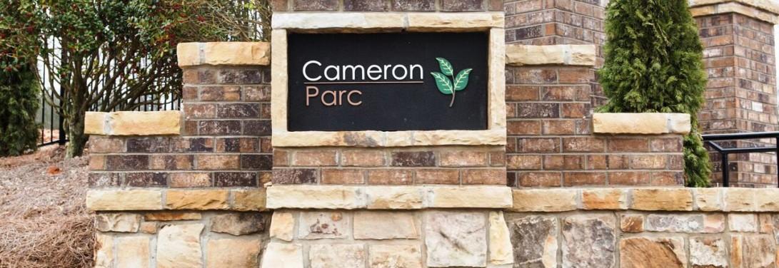 Cameron Parc Monument